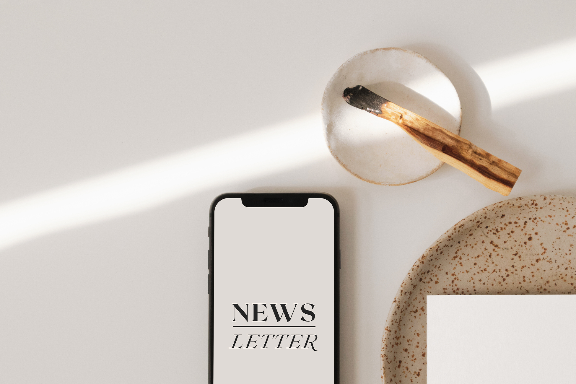 Illustration article newsletters
